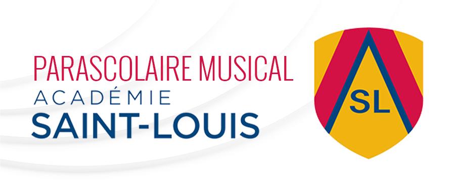 Parascolaire musicale à l'Académie Saint-Louis